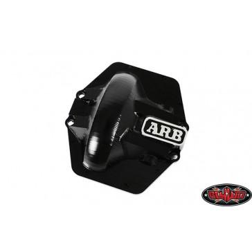ARB Black Diff Cover for Axial Wraith (Wraith, Ridgecrest)