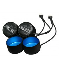 DISC.. Tire Warmer Blue Small Can Type for MM-CTXW (Take off Size)