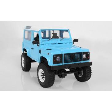 RC4WD 1/18 Gelande II RTR w/D90 Body Set (Blue)