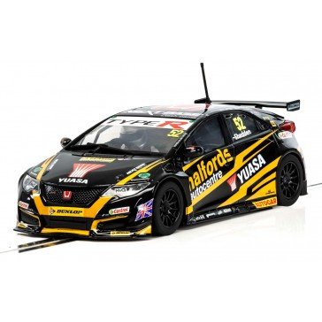 DISC.. HONDA CIVIC NGTC  BTCC 2017 (3/18)