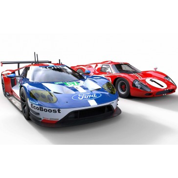 50 YEARS OF FORD AT LE MANS (7/18)