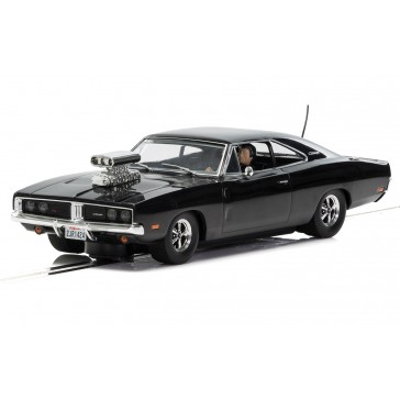 DODGE CHARGER WITH BLOWER (6/18)