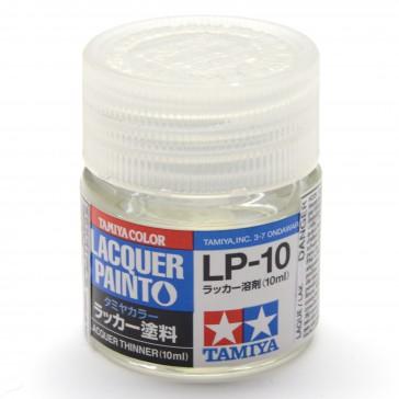 Lacquer paint - LP10 Diluant
