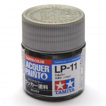 Lacquer paint - LP11 Argent