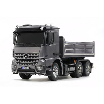 Camion Benne M-B Arocs 3348 6X4