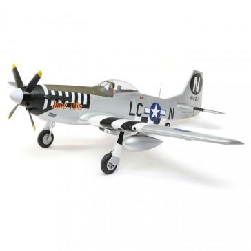 DISC.. P-51D Mustang 1.2m PNP