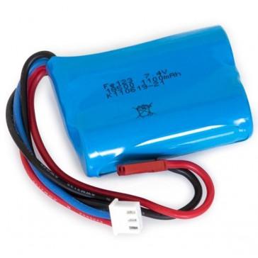 Batterie 7.4 li-ion 1100mah