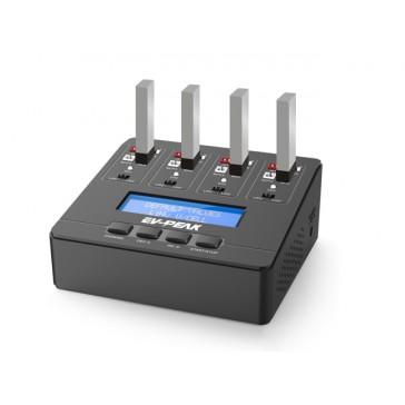 E6 charger 4 output  lipo 1S max 1,0A