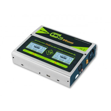 CD3 AC/DC 2x 200W charger