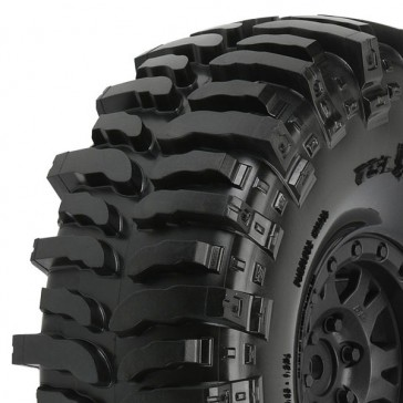 "INTERCO BOGGER 1.9"" G8 TYRES ON IMPULSE BLK B/LOCK"