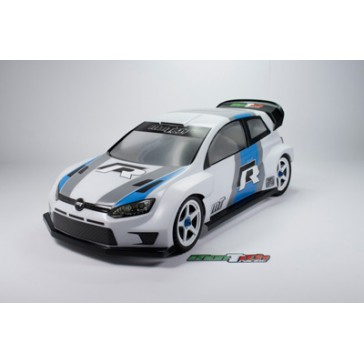 Rally WR4 Body
