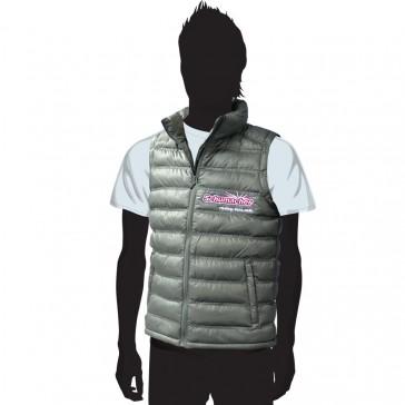 Schumacher Gilet - Frost Grey - Medium