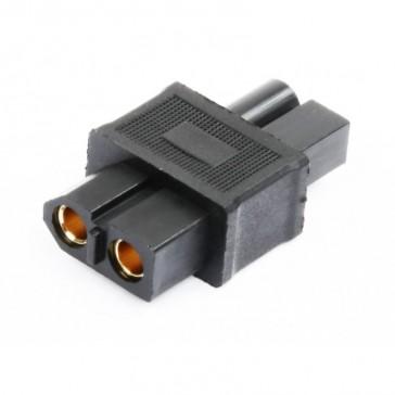 """One piece"" Adaptator Tamiya device (M) to XT60 battery (F)"