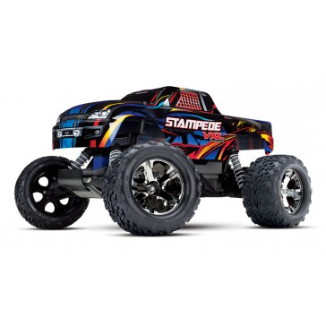 Stampede VXL Brushless Bluetooth optional TSM NO battery/charger