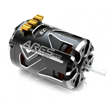 DISC.. ARES PRO V2 STOCK Brushless Motor 1/10 Sensor 21.5T