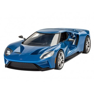 Model Set 2017 Ford GT 1:24