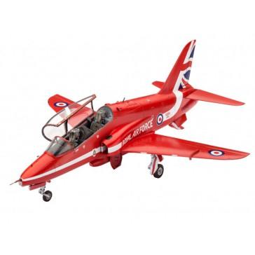 Model Set BAe Hawk T.1 Red Arrow 1:72