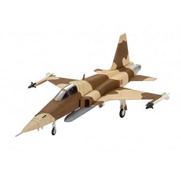 DISC.. Model Set F-5E Tiger II 1:144