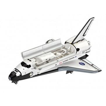 Model Set Space Shuttle Atlantis 1:144