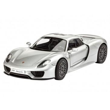 Model Set Porsche 918 Spyder 1:24