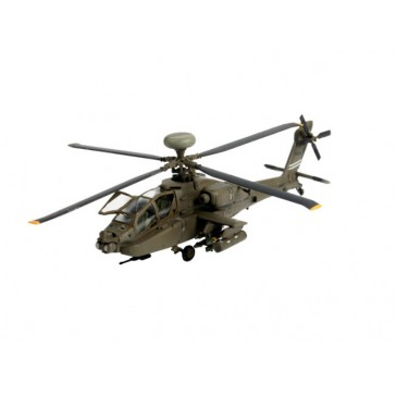Model Set AH-64D Longbow Apache 1:144