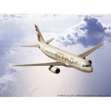 Model Set Airbus A320 Etihad 1:144