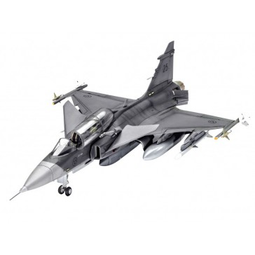 Model Set Saab JAS-39D Gripen Tw 1:72