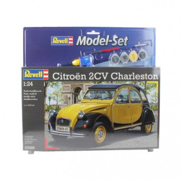 Model Set Citroen 2CV 1:24