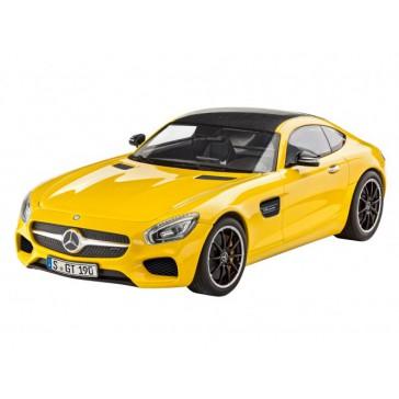 Model Set Mercedes-AMG GT 1:24