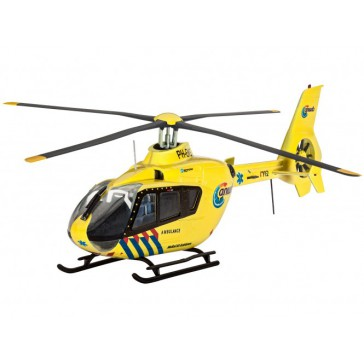 Model Set Airbus Heli EC135 ANWB 1:72