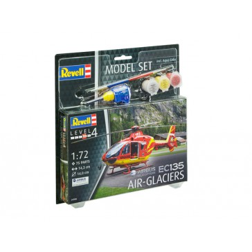 Model Set EC135 AIR-GLACIERS 1:72