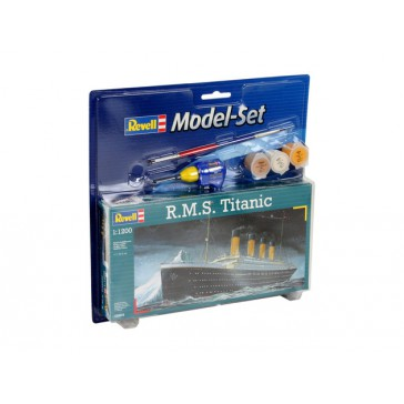 Model Set R.M.S. Titanic 1:1200