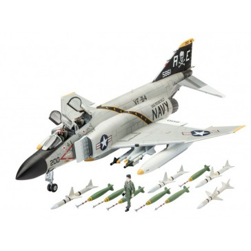 Model Set F-4J Phantom II 1:72