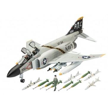 Model Set F-4J Phantom II 1:72