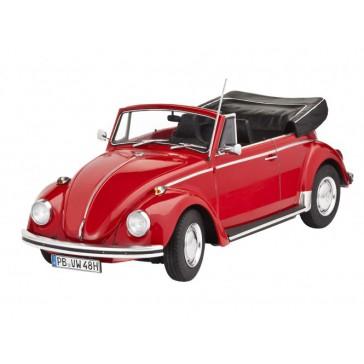 DISC.. Model Set VW Beetle Cabriolet'70 1:24