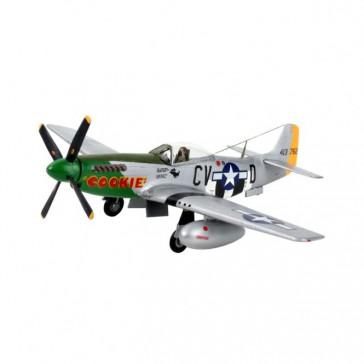 Model Set P-51D Mustang 1:72