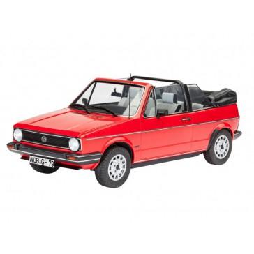 DISC..Model Set VW Golf 1 Cabrio 1:24