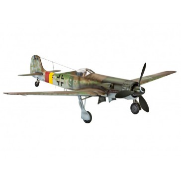 Model Set Focke Wulf Ta 152 H 1:72