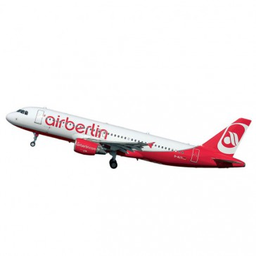 Model Set Airbus A320 AirBerlin 1:144