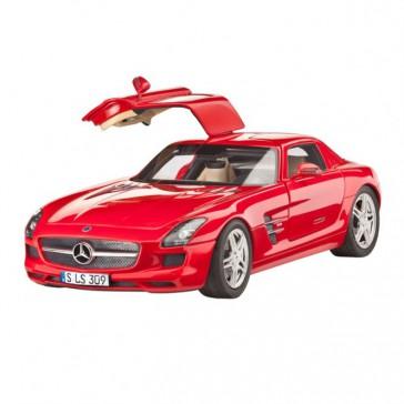 Model Set Mercedes SLS AMG 1:24
