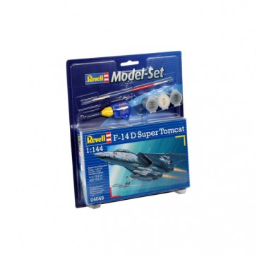 Model Set F-14D Super Tomcat 1:144