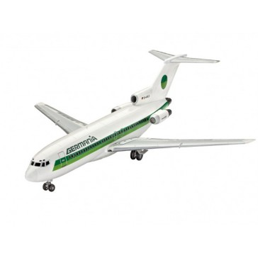 Model Set Boeing 727-100 GERMANI 1:144