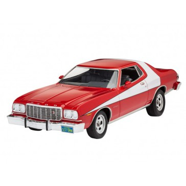 Model Set '76 Ford Torino 1:25