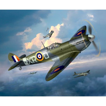 Model Set Spitfire Mk.II 1:48