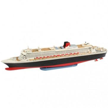 Model Set Queen Mary 2 1:1200