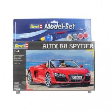 Model Set Audi R8 Spyder 1:24