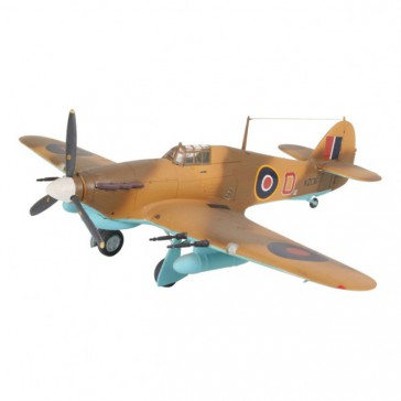 Model Set Hawker Hurricane Mk.II 1:72