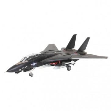 Model Set F-14A Black Tomcat 1:144