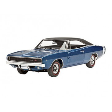 Model Set 1968 Dodge Charger 1:25