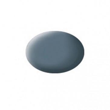 Aqua blauwgrijs, mat